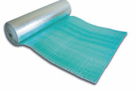 JD Roofing Reflectacell insulation 1